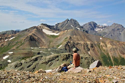 South Lookout Peak