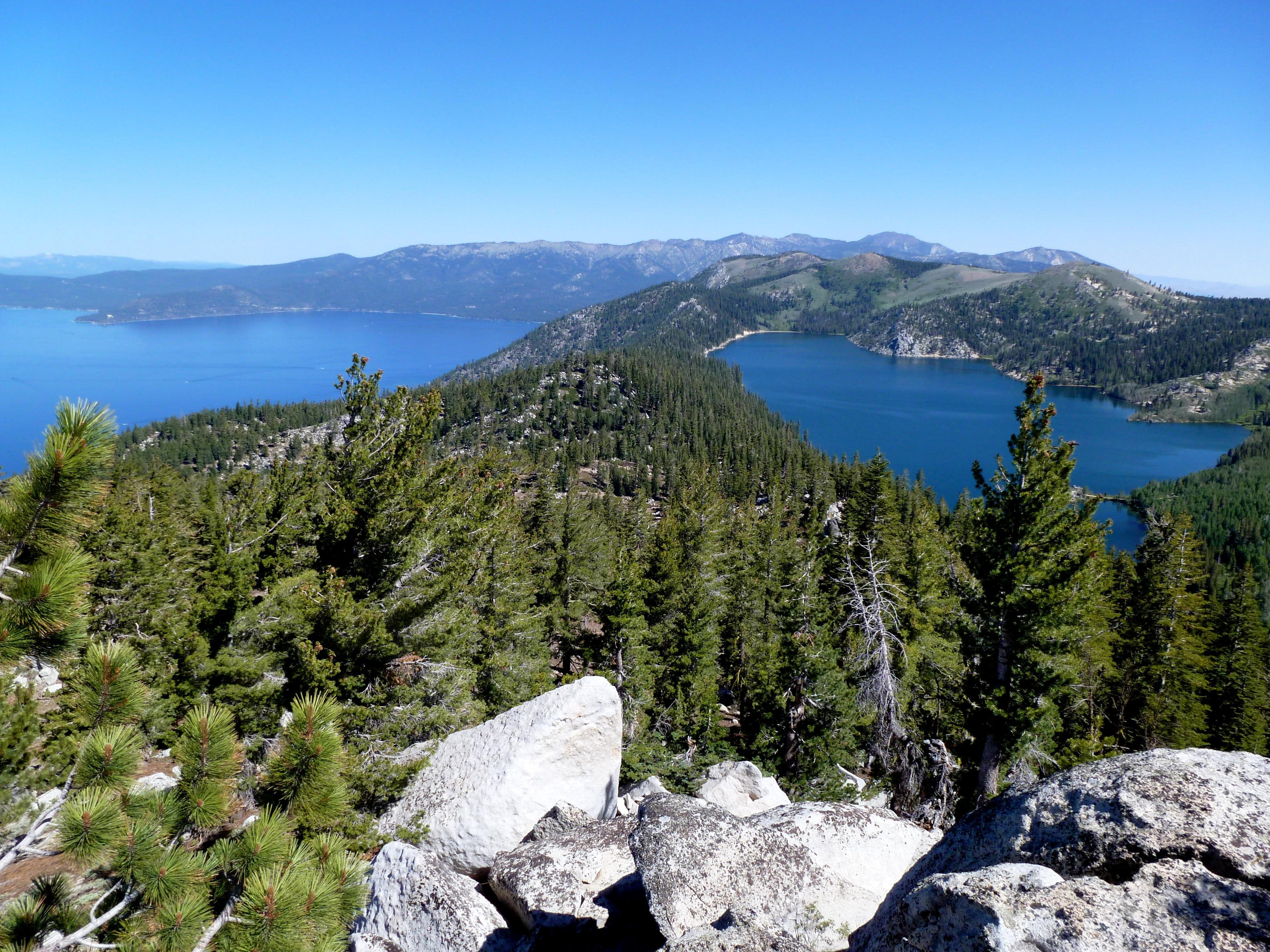Peak 8738 – East Tahoe
