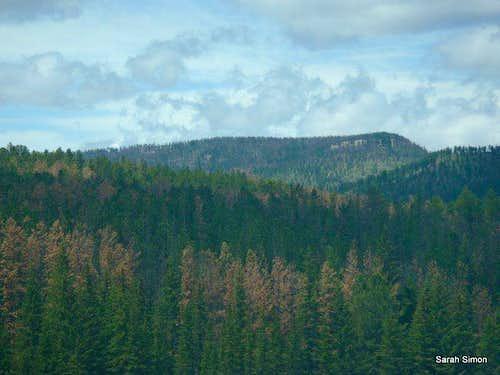 Odakota Mountain