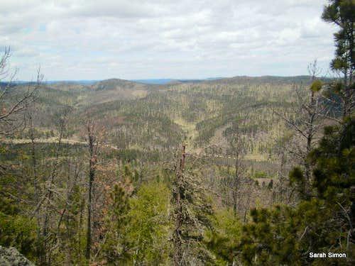 Limited Summit Views (a)