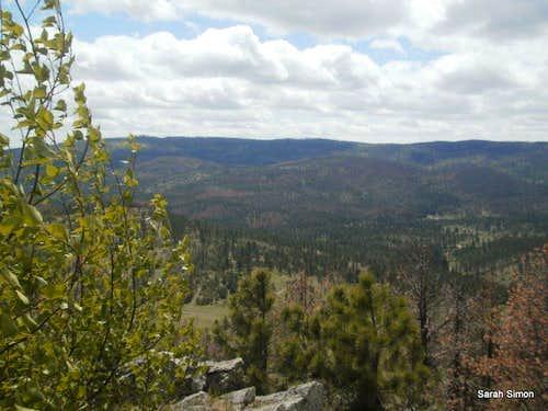 Limited Summit Views (b)