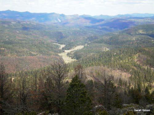 Limited Summit Views (c)