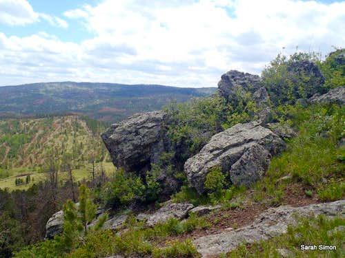 Rocky Summit Area