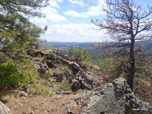 Rocky Summit Outcrop