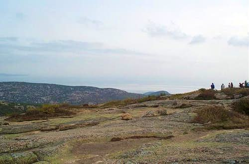 Pics from Cadillac Mountain...