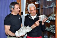 CRYSTALS OF THE MONTE BIANCO (<b><i>The Crystal Hunters</i></b> First Part)