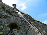 The Ladder to Kozia Przelecz