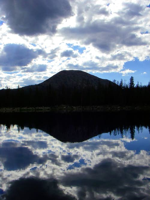 Mount Watson Reflection