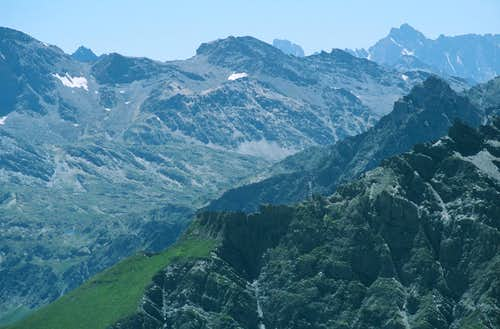 Col de Longet - this is the...
