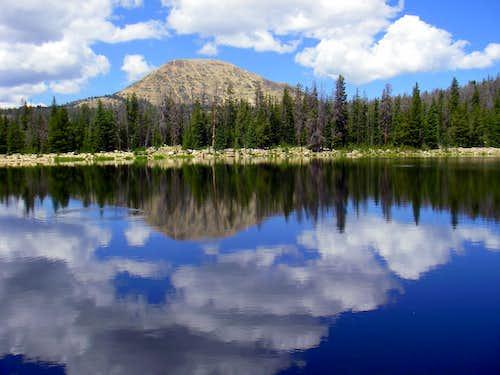 Mount Watson Reflection