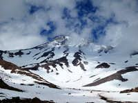 Mt. Shasta from Hidden Valley