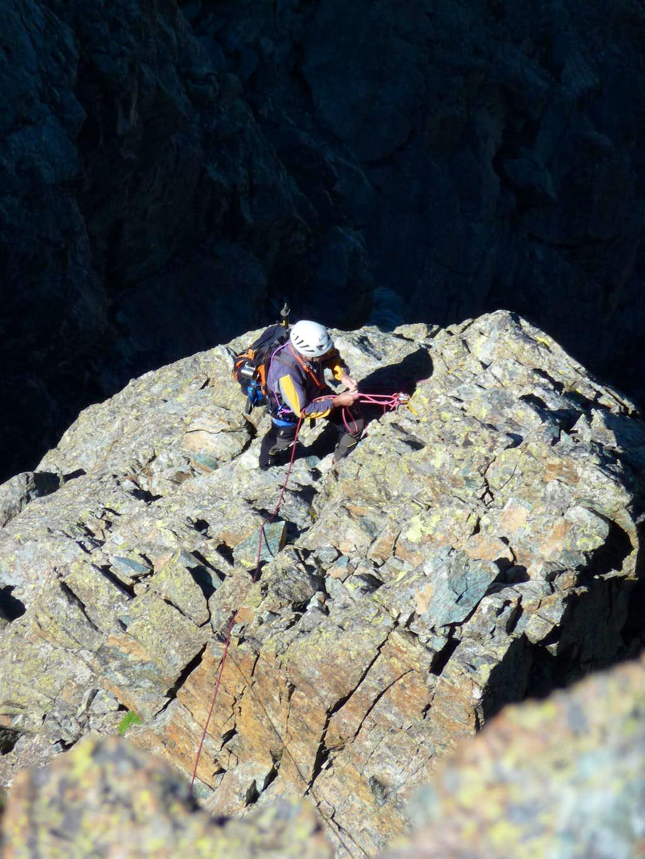 Uja di Mondrone N-NO ridge