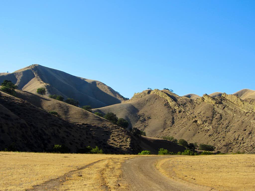 Oretimba Peak
