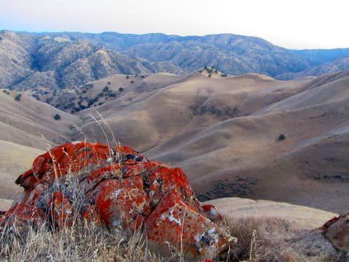 Orestimba Peak