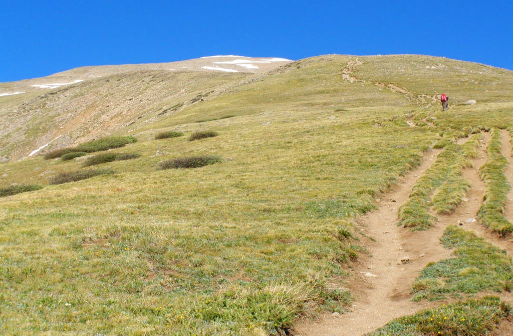 South Trail, Elbert