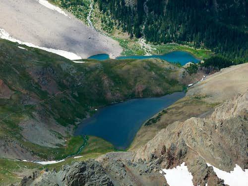 Views From Mount Sneffels