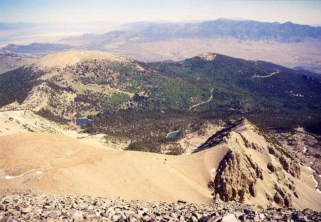Bald Mountain, Buck Mountain,...
