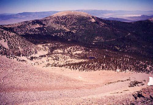 Bald Mountain from the...