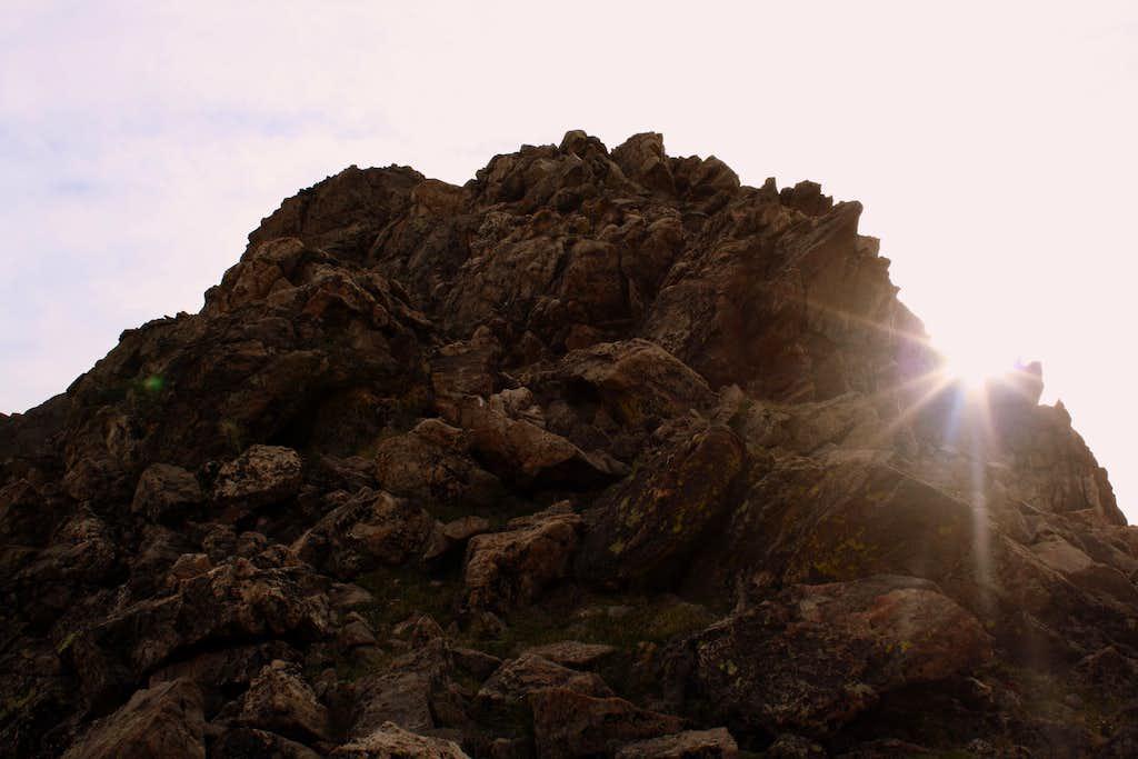 Kelso Mountain Ridge