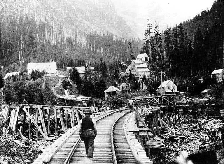 Monte Cristo back in 1912