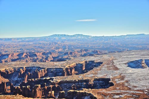 Utah\'s amazing landscape seen from...