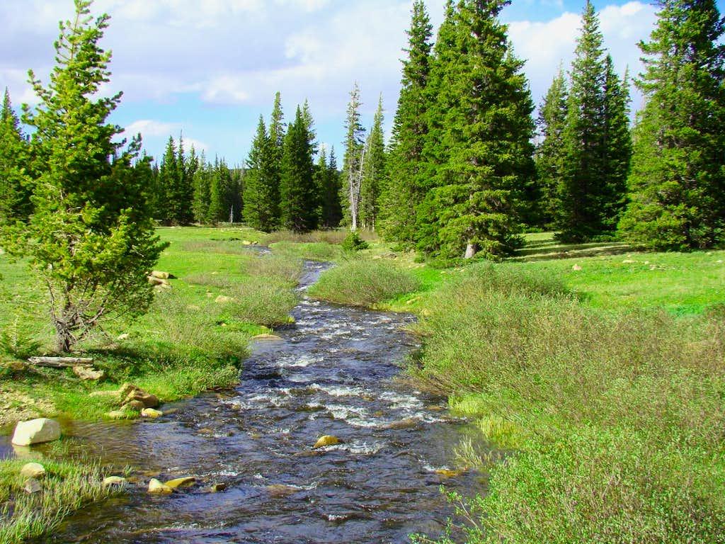 Deep Creek Wyoming