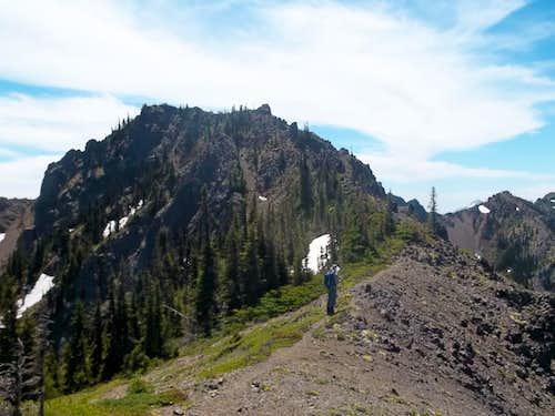 Welch Peaks