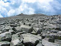 K2 boulderfield