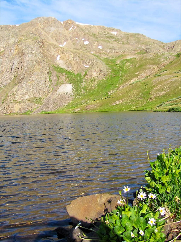 Petroleum Peak & Petroleum Lake
