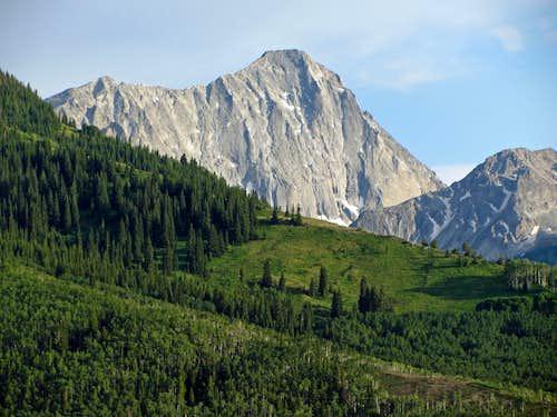 Beautiful Capitol Peak
