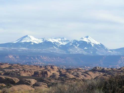 6 Nov 2004 - Mount Peale...