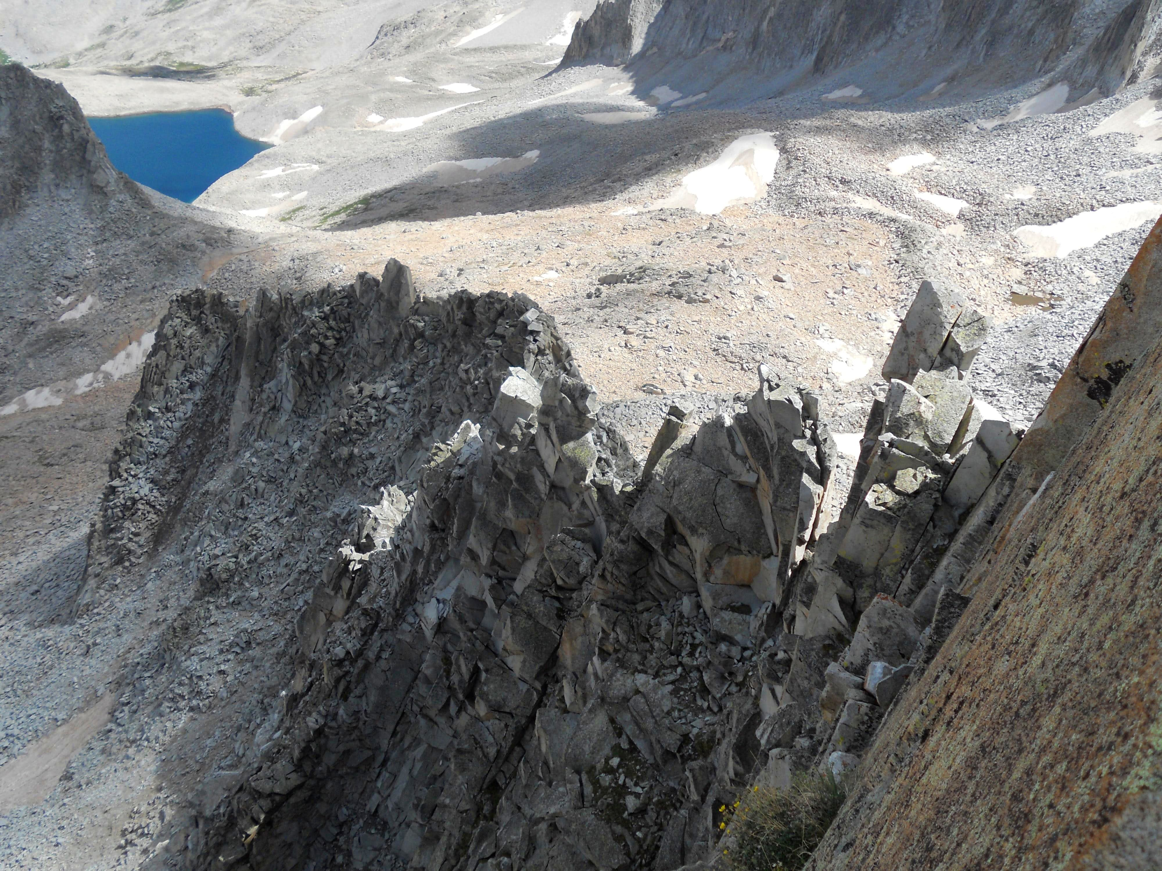 Cleaver Buttress