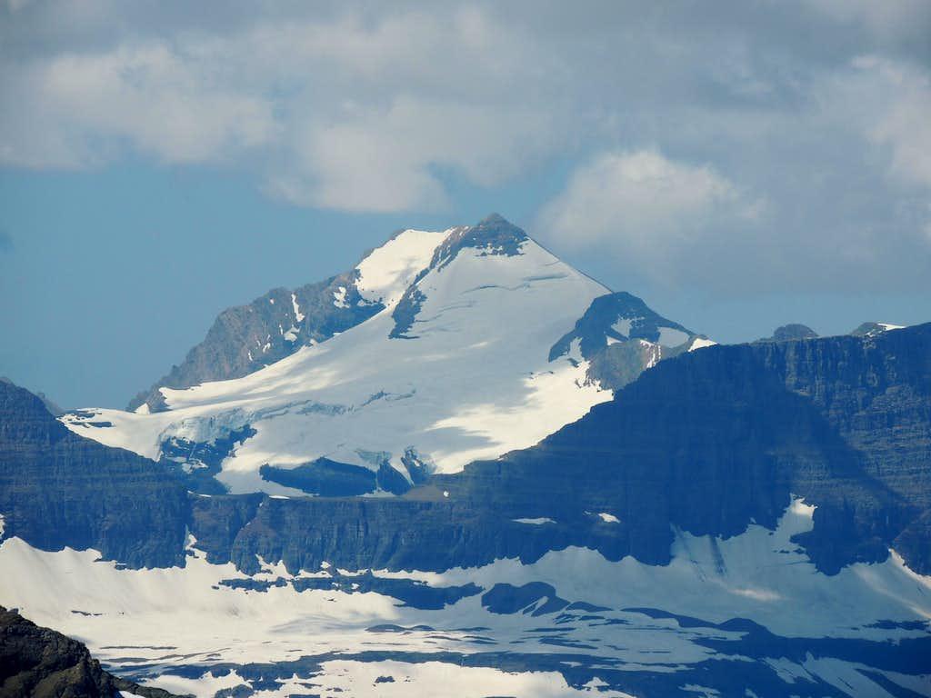 Blackfoot Mountain and Glacier