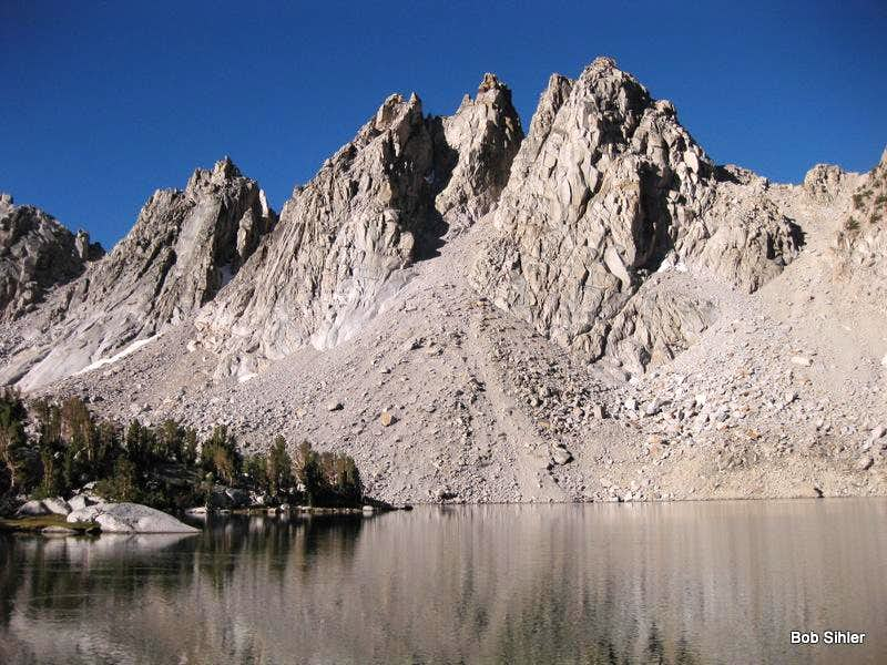 Kearsarge Pinnacles 6-9