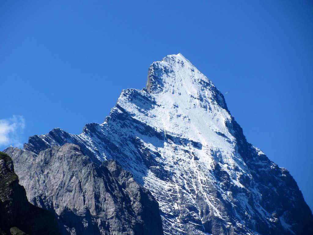 Mittelegi ridge
