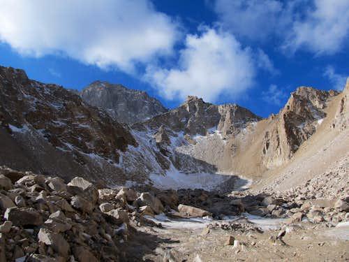 AlamKouh-Patakht Glacier