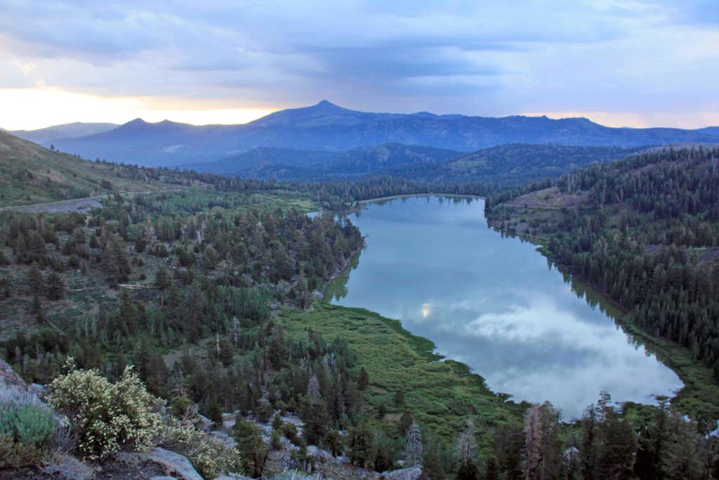 Red Lake near Carson Pass