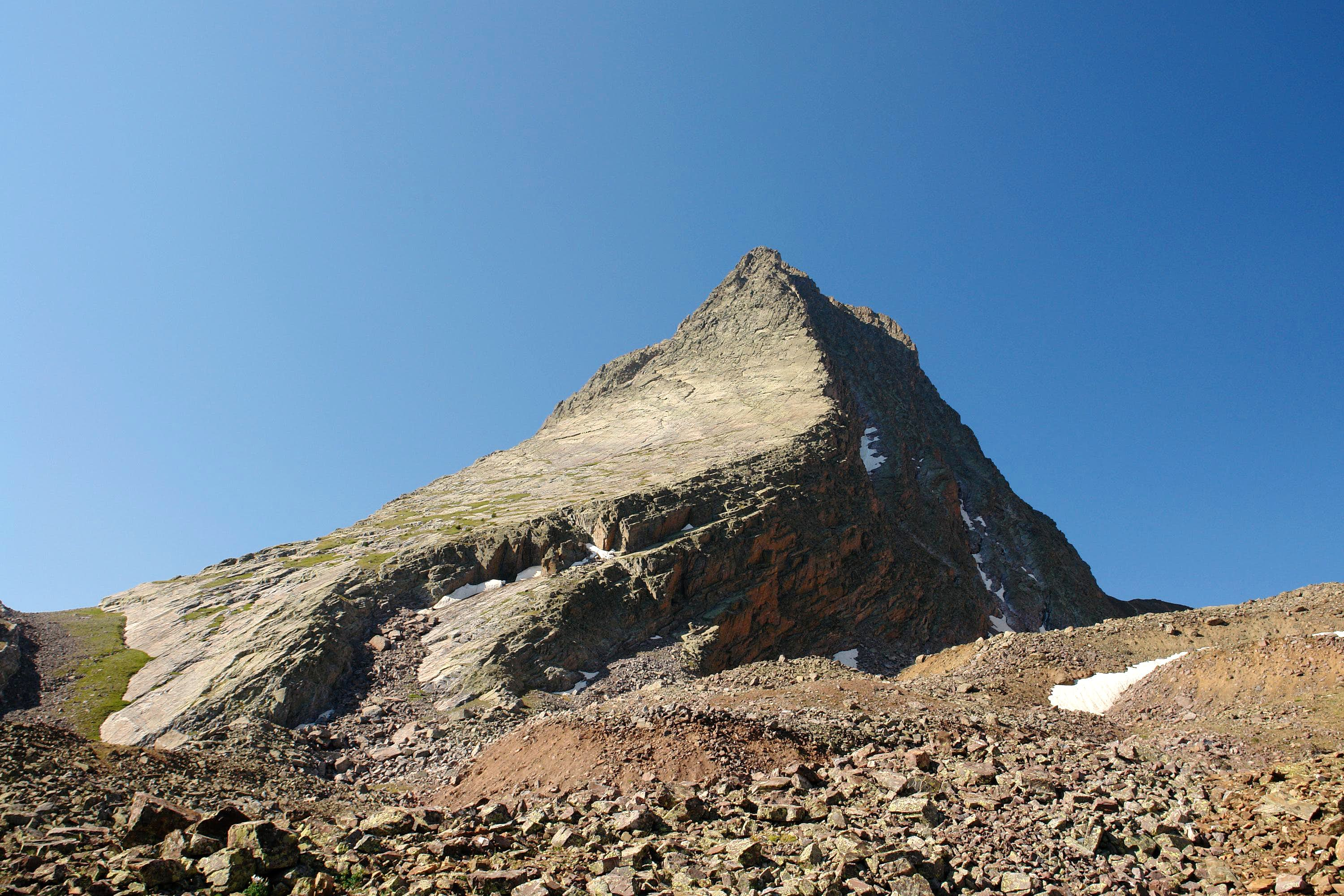 Vestal Peak via Wham Ridge