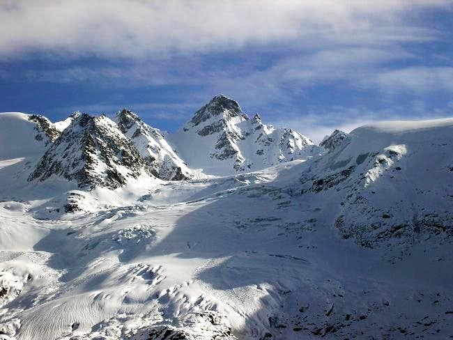 Il Grande San Pietro (3692 m.)