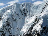 Jatunhuma 6093 m - Cordillera Vilcanota