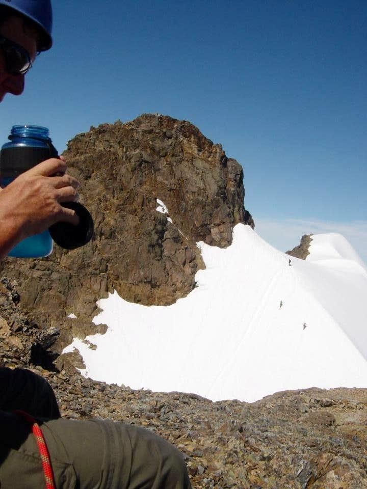 Mount Olympus - Summit Block
