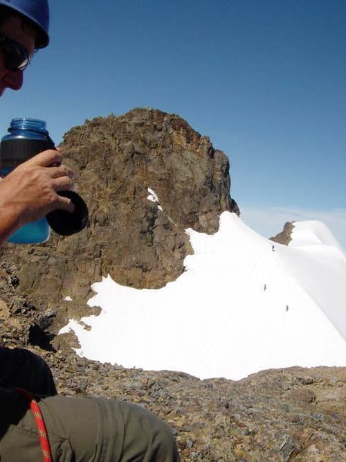 Mount Olympus - Summit Block