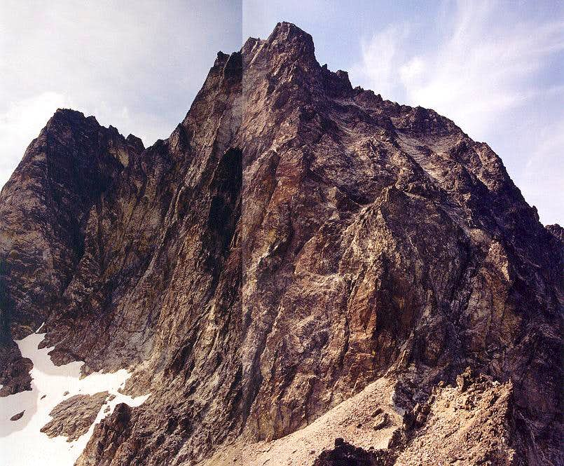 NW Mox - South Face