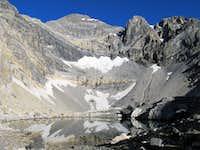 The East Face of Mt Borah