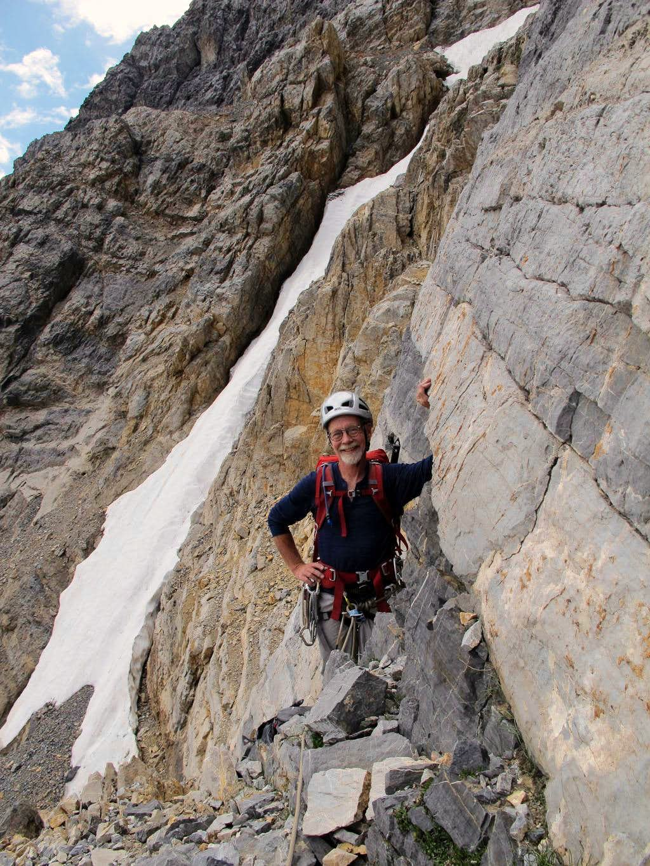 East Face of Mt Borah