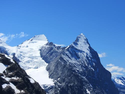 Mönch and Eiger