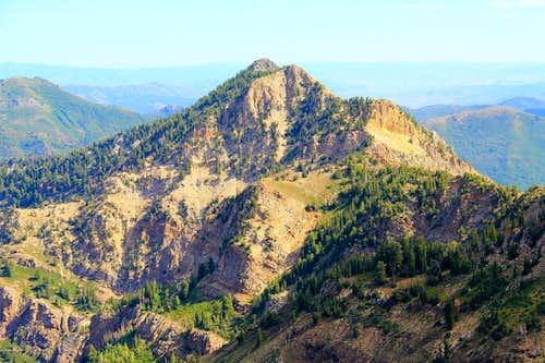 Kessler Peak.