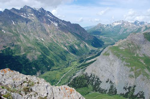 Approaches to Briançon