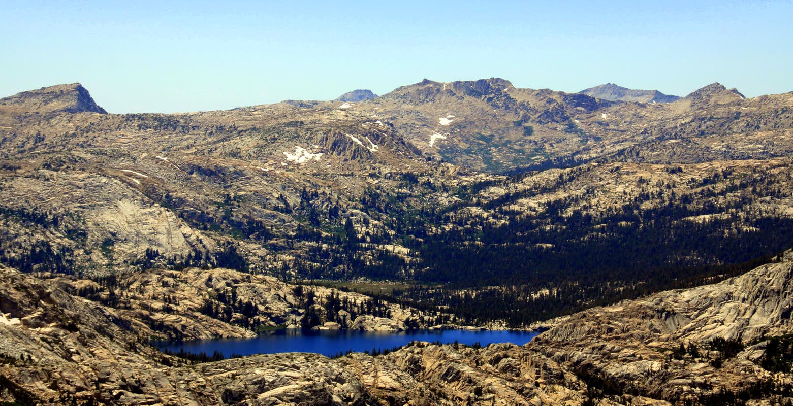 Peeler Lake : Photos, Diagrams & Topos : SummitPost