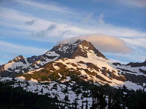 Jack Mountain during Morning